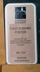 Riverhead Figgy Pudding Porter (DarloRich2009) Tags: beer ale brewery porter bitter camra riverhead realale campaignforrealale handpull riverheadbrewery riverheadfiggypuddingporter figgypuddingporter
