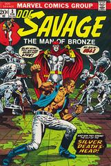 Doc Savage 3 (micky the pixel) Tags: comics comic docsavage marvel heft rossandru
