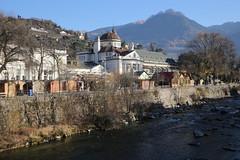 2015 12 06 Alto Adige - Merano - Mercatini di Natale_0040 (Kapo Konga) Tags: fiume altoadige merano mercatini mercatinidinatale passirio