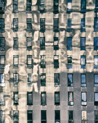 46th Street East (27) 390 (shooting all the buildings in Manhattan) Tags: nyc newyorkcity ny newyork architecture facade us manhattan january midtown elevation 46thstreet 2016