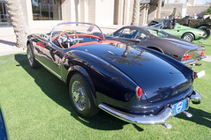 1955 Lancia Aurelia B24S Spider America (gsr_jedi) Tags: arizona usa cars phoenix day unitedstates aurelia lancia arizonabiltmore lanciaaurelia rmauction