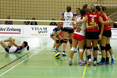 GO4G1959_DxO_R.Varadi (Robi33) Tags: game girl sport ball switzerland championship team women action basel tournament match network volleyball block volley referees viewers