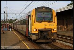 NMBS SNCB 4189 Lier 25052014 (W. Daelmans) Tags: train diesel railway alstom trein lier spoorweg dmu nmbs sncb 4189 ar41 mw41