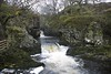 Beezley Falls (LYNNE Mc) Tags: water clouds walking landscape walks skies yorkshire january caves waterfalls fells fields paths february hikes daysout yorkshiredales pathways ingleton 2016 canon5dmk3 lynnemc