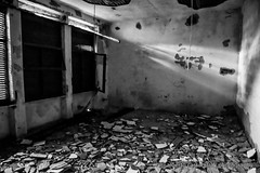 Stone & dust - part 2 (Alberto Cassandro) Tags: california blackandwhite italy blackwhite nikon ruins ghost ghostvillage 2015 valledelmis nikond810 albertocassandrophotography