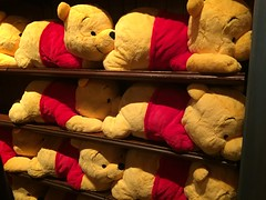 Tokyo Disneyland (jericl cat) Tags: bear park japan japanese tokyo stuffed disneyland interior disney honey pooh theme centipede hunt 2015 winniethepoohs