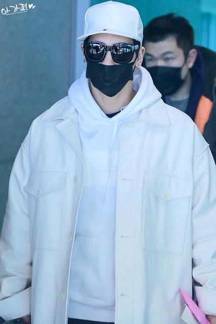 160215 Jonghyun @ Aeropuerto de Incheon {Llegada a Corea} 24953787742_348fc01c41_z