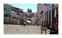 Pelourinho - Salvador - Bahia (o.dirce) Tags: street city cidade people bahia salvador rua pelourinho ladeira odirce