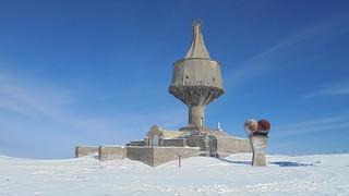 Monumento de la Virgen de la Antigua