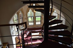 Harrow Library 4 (Matt From London) Tags: stairs library spiralstaircase harrow georgegilbertscott harrowschool
