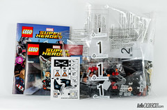 REVIEW LEGO 76050 Marvel Crossbones' Hazard Heist (HelloBricks) (hello_bricks) Tags: lego 4x4 captain falcon moto blackwidow marvel captainamerica hazard crossbones heist faucon 76050 legomarvel marvelsavengers hellobricks