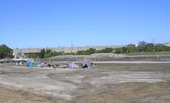 Sarasota Construction - Site Preparation Continues (roger4336) Tags: florida warehouse cobblestone sarasota berm embankment publix subdivision 2016 palmerranch