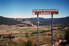George Woodhouse Lookout
