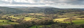 Lustleigh panorama