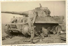 """Repair the chassis """"Tiger"""" • <a style=""""font-size:0.8em;"""" href=""""http://www.flickr.com/photos/81723459@N04/25368711115/"""" target=""""_blank"""">View on Flickr</a>"""