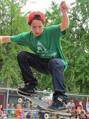 The Jam at Pops Playground (Philadelphia Parks & Recreation) Tags: skateboard thejam summer2013 popsplayground