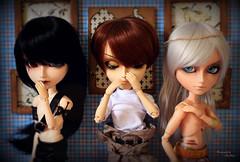 Burro! (Thai) Tags: toys dolls fashiondoll rtico leeke taeyang rewigged solle vayne taeyangdoll crobidoll taeyangcustom groovedoll taeyangwati brdolls taeyangmotochika