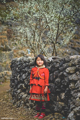 Young children in Ha Giang (:: Focus Studio ::) Tags: poverty new travel people woman mountain nature girl beautiful smile field asian happy la costume colorful asia cambodia vietnamese village child rice outdoor traditional year hill culture son tribal vietnam h ha agriculture ethnic adults minority today lunar brilliant lao cang sapa hmong mong indochina giang hagiang mucangchai