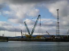 Nigg harbour (A9 AWM) Tags: towhead nigg allelys portservices