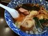 Wantan ramen from Ramentei @ Asakusa (Fuyuhiko) Tags: from tokyo ramen 東京 asakusa 浅草 wantan ramentei ワンタン麺 ら麺亭