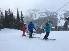 Banff 2016 Week 8 (SnowSkool) Tags: canada ski snowboard banff sunshinevillage skiinstructorcourse snowboardinstructorcourse snowboardtraining skitrining