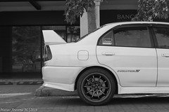 Evolution IV (Mathias Aravena) Tags: evolution lancer mitsubishi lancerevo evolutionvi