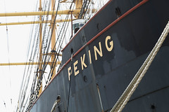 Peking (Joanne_H) Tags: newyork tallships peking teaclipper