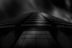 Granite and Glass - Architectural Fantasy #9 (josesuro) Tags: bw architecture digital landscapes tampabay florida fineart 2016 afsnikkor28mmf18g jaspcphotography nikond750