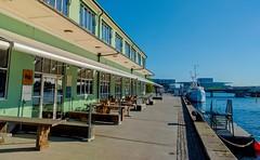 Copenhagen Harbour in spring sunshine (mikkelfrimerrasmussen) Tags: sunshine copenhagen studio harbour verandah standard