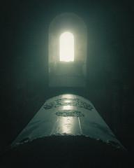 (booka17) Tags: lund church sweden casket crypt ricohgr domkyrka