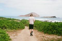 000217500007 (taylor-randal) Tags: film canon rebel hawaii cove north cock shore logan roach ouahu devlin