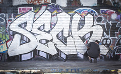 Seck (Rodosaw) Tags: street chicago art photography graffiti culture documentation subculture seck of