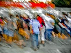 Blur & motion 70 (maggiolonegiallo) Tags: people motion blur hdr maggiolonegiallo