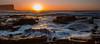 Awakening (FPL_2015) Tags: ocean seascape water landscape rocks waves sydney australia nsw avalon northernbeaches leefilter canon6d gnd09 canon1635f4lis