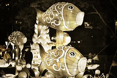 Lanterns #3 (TaglessKaiju) Tags: philadelphia festival chinese illumination lantern franklinsquare 2016