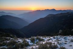-42 (billlushana1) Tags: sunset mountain snow rock canon landscape outdoor sony taiwan  peaks  taroko hualien  tarokonationalpark  superwide hehuanshan ef1740mmf4lusm  mountain 14 100peaksoftaiwan taiwantop100peaks sonya7r