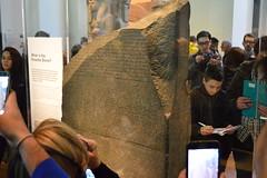 Rosetta Stone (Mr. Russell) Tags: england london britishmuseum rosettastone