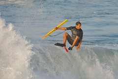 Wooohhh! (Glenmore1971) Tags: california surf newportbeach boogieboard thewedge
