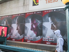 Captain America Civil War Sidewalk Billboard 2016 ADs 8180 (Brechtbug) Tags: world street new york city nyc chris winter two 3 america ads movie subway poster soldier book three evans war theater comic sam sebastian theatre near steve entrance super joe ironman tony billboard lobby stan sidewalk v civil ii ave captain hero falcon anthony billboards wilson shield vs rogers marvel stark 7th barnes bucky russo the 2016 36th standee 04142016
