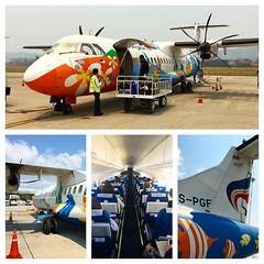 Nice ATR72 flight on @bangkokairways BKK-LPQ. Now in #Laos. See my snapchat. ------------------------------------------- #bbctravel #lonelyplanet #tripadvisor #globetrotter #rgphoto #backpacking #traveler #instagood #traveling #instago #worldtravelbook #b (christravelblog) Tags: me beautiful photography for see nice do photos feel flight free visit follow wanderlust more backpacking credit website them but contact lonelyplanet traveling laos now stories share traveler globetrotter atr72 bangkokairways tripadvisor cooperate reisblogger travelgram bestintravel rgphoto instagood bbctravel instago snapchat travelingram igtravel igworldclub instapassport instatravel passionpassport travelstoke wwwchristravelblogcom worldtravelbook bkklpq