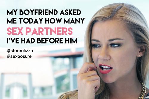 Sex Partners - Stereolizza Sexposure Meme