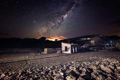 Starlight from Bozcaada Turkey (cenkakyildiz) Tags: way stars milk trkiye sigma ay 1020mm bozcaada starlight gece yldz yldzlar milkway d7100