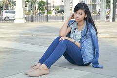 DSC_3933-1 (dannylucious) Tags: portrait girl beauty model casual surabaya tugupahlawan indoneisangirl