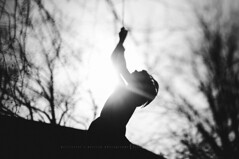 Climb!!!! This child is a monkey!! (privizzinis passion photography) Tags: trees light boy people blackandwhite monochrome sunshine childhood kids children fun outdoors child play outdoor freelensed