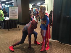 Spider-Man & Supergirl
