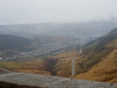 Cwm-Parc South Wales (B Gibbens) Tags: mountains southwales phone samsung valleys cwmparc s7edge