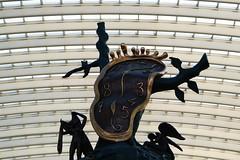 Expo Dali  la gare des Guillemins (Lige 2016) (LiveFromLiege) Tags: santiago architecture belgium belgique gare rail railway calatrava liege luik santiagocalatrava lige railstation lieja lttich sncb liegi garedesguillemins visitliege