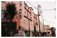 Tokyo Surface #104 (minhana87) Tags: 35mm tokyo nikon kodak shibuya f3 nikkor gold100