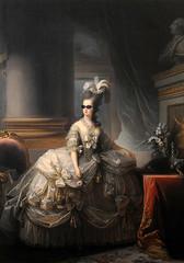 marie antoinette (rothlisbergerthomas) Tags: frankreich versailles marieantoinette sonnenbrille malerei knigin gemlde schafott oelbild
