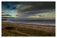 Whitburn Beach (go18lf2004) Tags: beach north cliffs east moods atmospheric cliuds whitburn